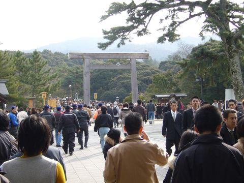 伊勢神宮への東京からのアクセス!車と電車それぞれの場合は?