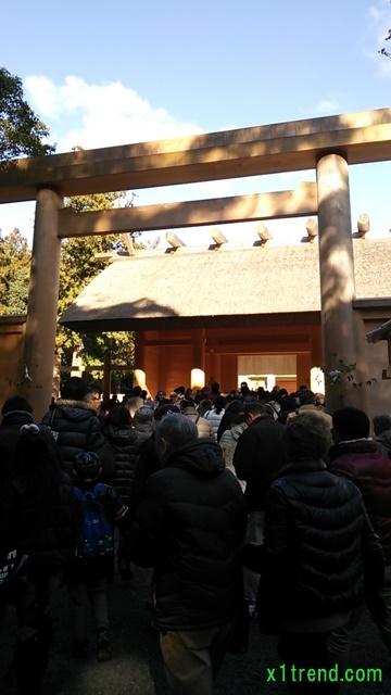 伊勢神宮の参拝時間はどれくらい?混雑時の実体験を公開します