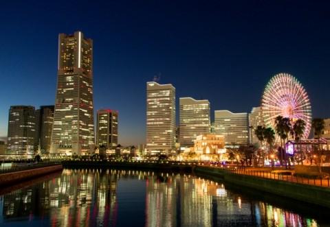 横浜開港祭2017年の花火を見る穴場をご紹介!