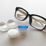 メガネとコンタクトはどっちがいい?便利さ重視の観点で選びます