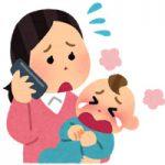 夜中に子供の咳が止まらない!対処法と考えられる病名とは?