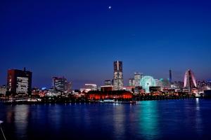 横浜スパークリングトワイライト1